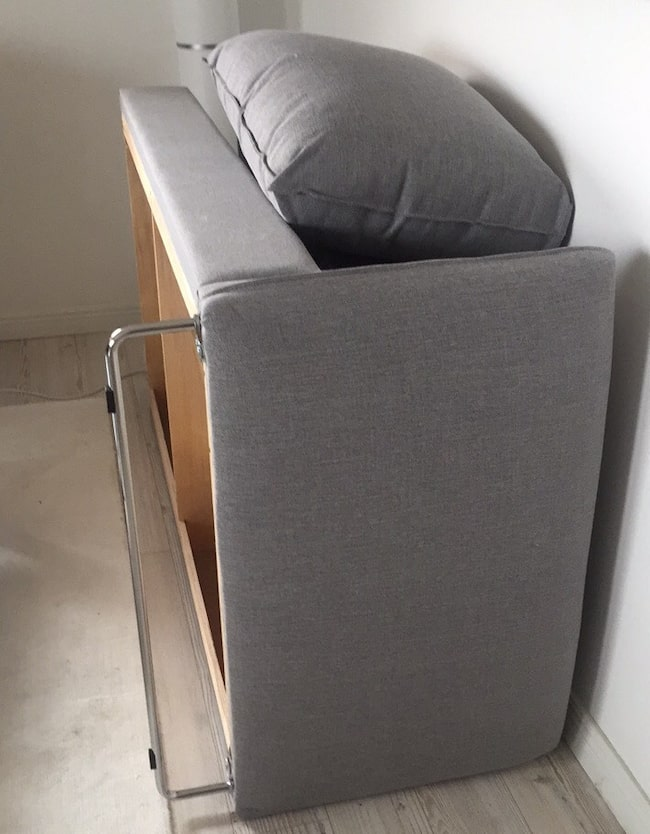Jenny köpte ny soffa u2013 fick bara hem halva av Bring Leva& bo