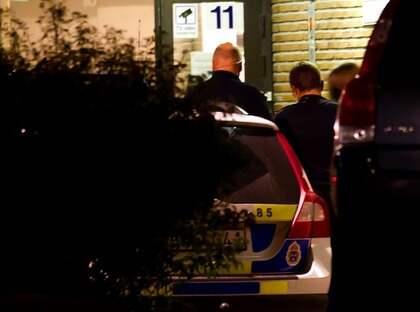 Men i går lyckades pedofilen rymma från S:t Görans sjukhus. Foto: Roger Vikström