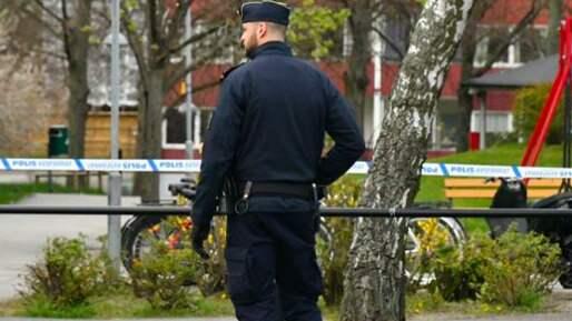 Polis fritog kvinnan som våldtagits av de två männen samt andra män som inte identifierats. Hon hölls inspärrad i en källare. Foto: Mikael Nilsson