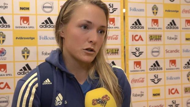 """Eriksson: """"Vi ser vad vi behöver förbättra"""""""