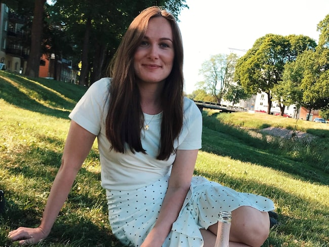 Hanna Oredsson, 26, led av svåra smärtor men ingen tog henne på allvar. Först efter fem år fick hon diagnosen Endometrios.