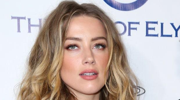 Hollywoods nya superpar: Amber Heard och Elon Musk