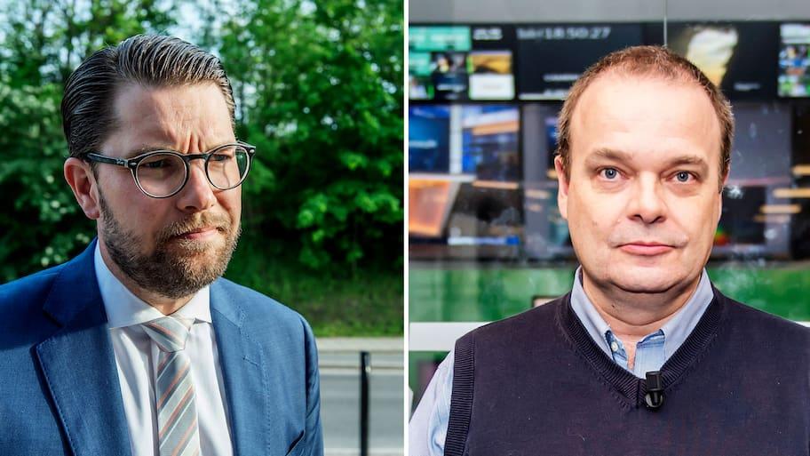 Den tidigare arbetsmarknadsministern Sven Otto Littorin (M) tror att opinionsframgångarna