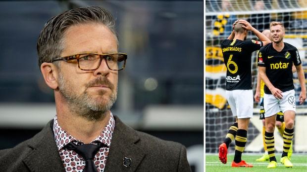 """Slutar AIK fyra - ses det som stort fiasko"""
