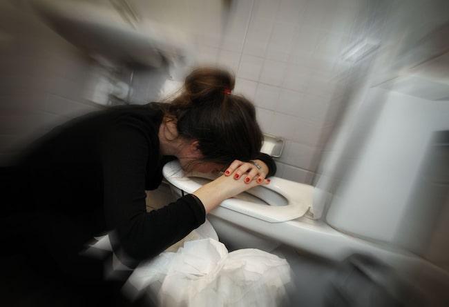 Å nej, inte nu igen! 3–10 procent av befolkningen drabbas av vinterkräksjukan.