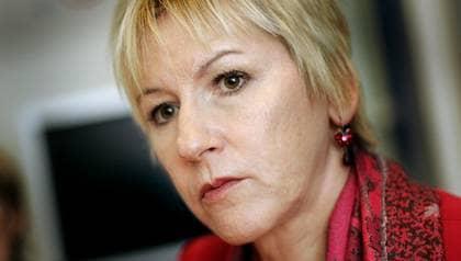 DYR I DRIFT. Margot Wallström får 292 000 kronor per månad i lön och bidrag. Foto: Magnus Jönsson