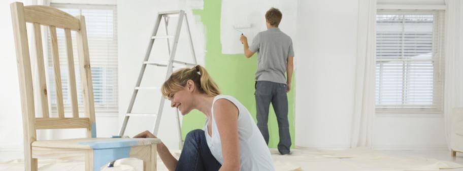 Måla om dina möbler vi testar 9 lackpenslar Måla& tapetsera Expressen Leva& bo