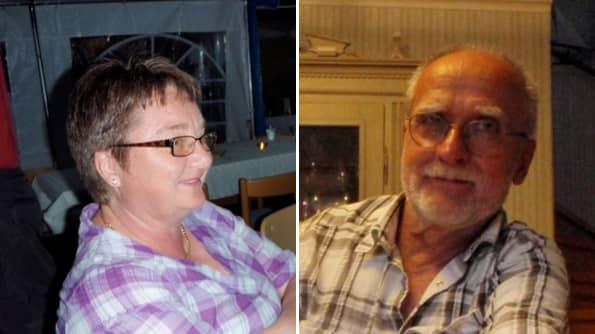 Ann-Christine Lekander och Tor Lekander mördades i sitt hem. Foto: Privat