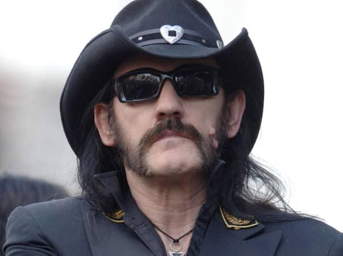 Lemmy Kilmister firade sin 70:e födelsedag på legendariska Whiskey a go go. Foto: Lionel Hahn