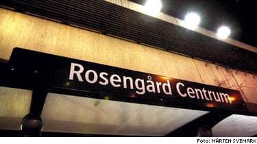 Rosengård - segregerat område. Men det måste inte betyda dåliga skolresultat.