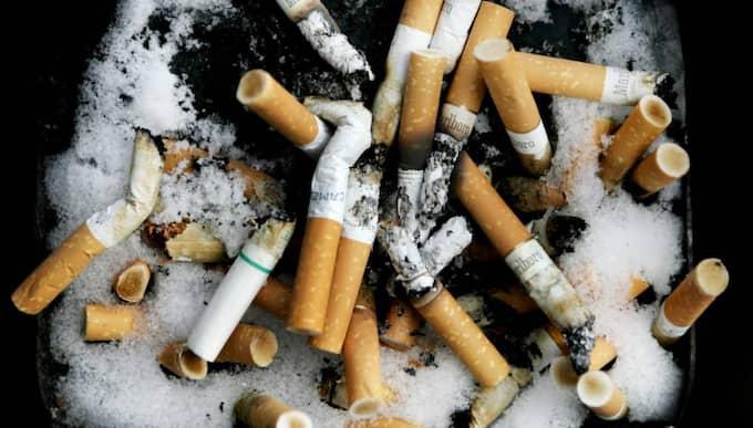 Cigaretter. Foto: Jessica Gow