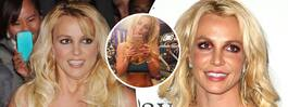 Britneys bild från gymmet förvånar