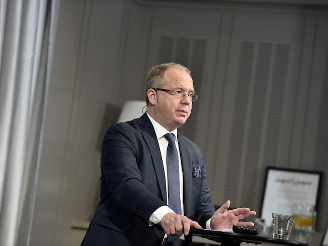 Martin Lundstedt, vd för AB Volvo.
