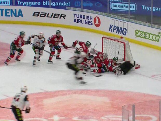 Höjdpunkter: Frölunda-Malmö