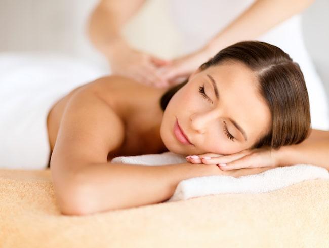 Nytt spa-koncept lättar din ryggklåda.