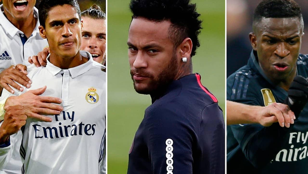 Kravet för att släppa Neymar: Vill ha duon