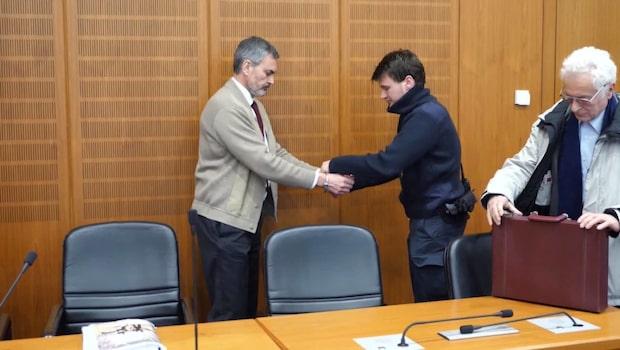Ausonius tyska rättegång över - snart faller domen