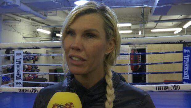 """Laurén inför matchen: """"Ska knocka skiten ur henne"""""""
