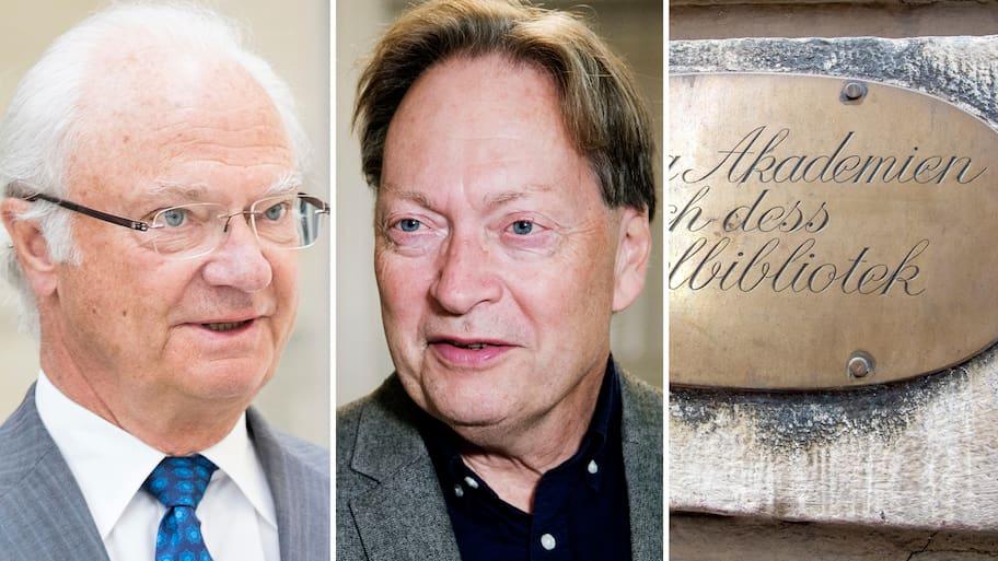 Nu svarar kung Carl Gustaf på Horace Engdahls uttalande om