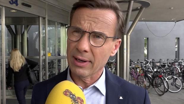 """Ulf Kristersson: """"Vi lyckades med båda våra mål"""""""