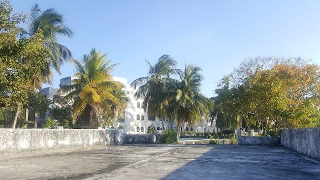 Pablo Escobar hade flera stora hem. Huset på Isla Grande utanför Cartagenas kust tillhör de mer okända.