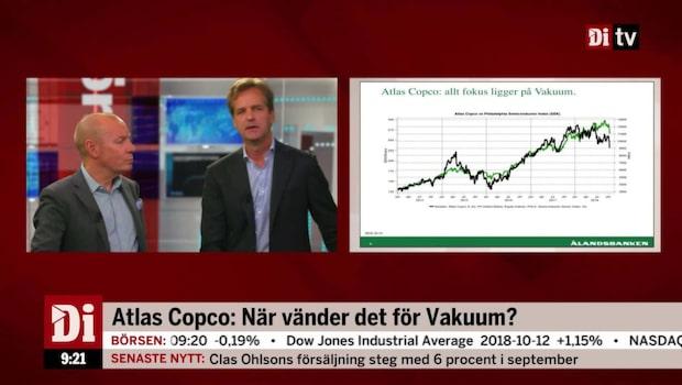 """""""Det är Atlas Copco man ska äga bland verkstadsbolagen"""""""