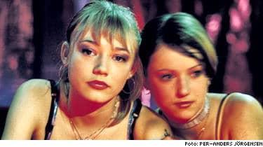 """FELAKTIG BILD? Enligt artikelförfattaren ger filmen """"Lilja 4ever inte en riktig bild över hur trafficking går till."""