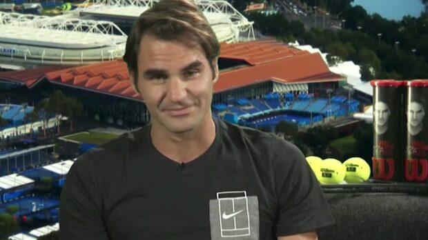 """Federer: """"Jag hoppas vara stark i flera år till"""""""