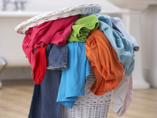 Tvätthögen var överfull – och du insåg att du inte hade koll på hur en tvättmaskin fungerade.