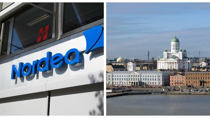 Helsingfors och Köpenhamn är alternativen när Nordea överväger att flytta från Sverige, enligt bankens ir-chef Rodney Alfvén. Foto: Malin Lööf / Wikimedia commons