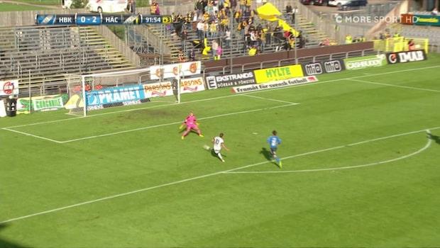 Highlights: Halmstad-Häcken
