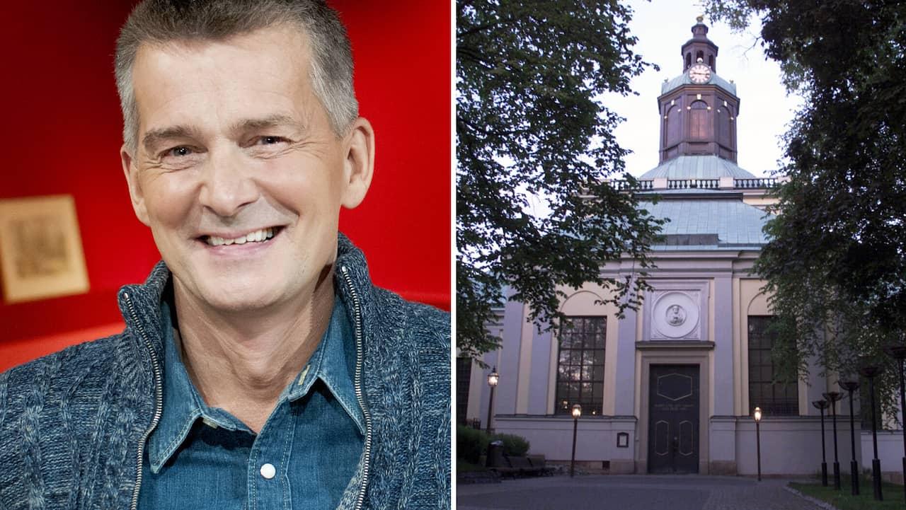 Tv-profilen Pekka Heino har tröttnat på kyrkklockorna på Kungsholmen i Stockholm.