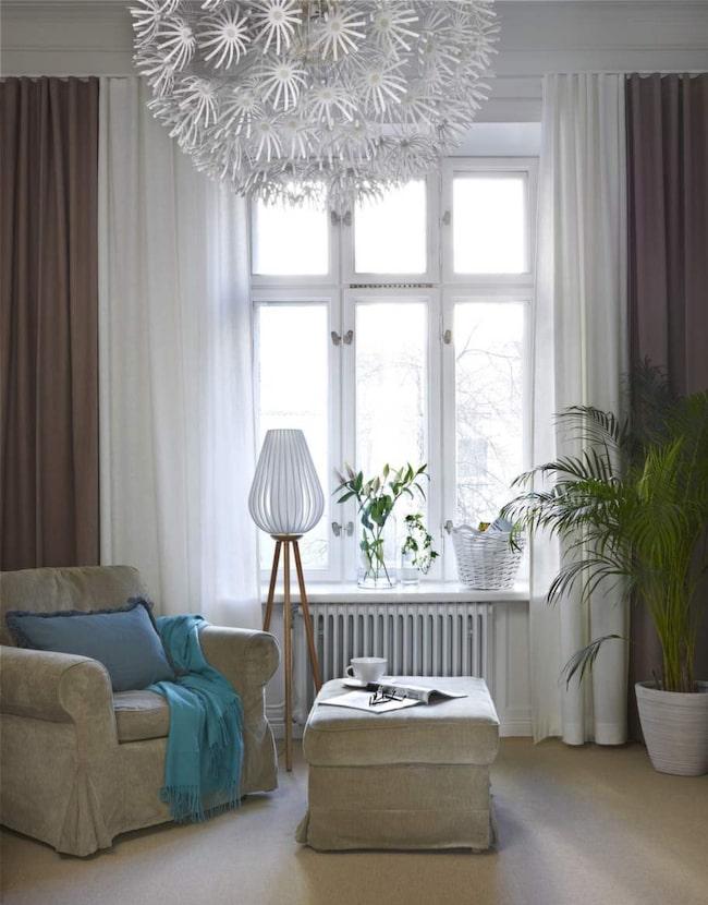 Så lätt kan du förändra hemma med gardiner Leva& bo Expressen Leva& bo