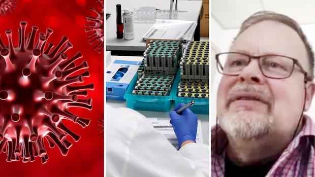 Virologen: Vänja oss vid att köpa testern på apoteken