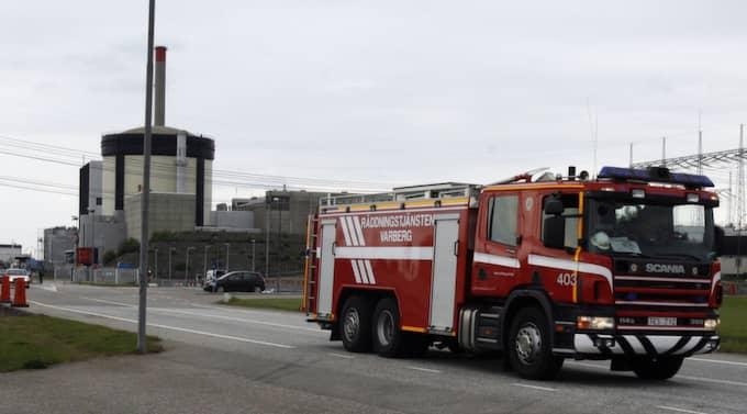 Ringhals tvingades till ett driftstopp efter branden. Obs! Bilden är från ett annat tillfälle. Foto: Jan Wiriden