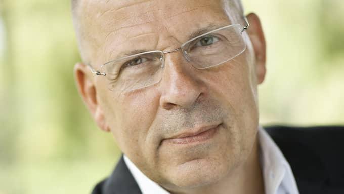 Benny Fredriksson är chef för Kulturhuset Stadsteatern i Stockholm. Foto: PETRA HELLBERG/PRESSBILD