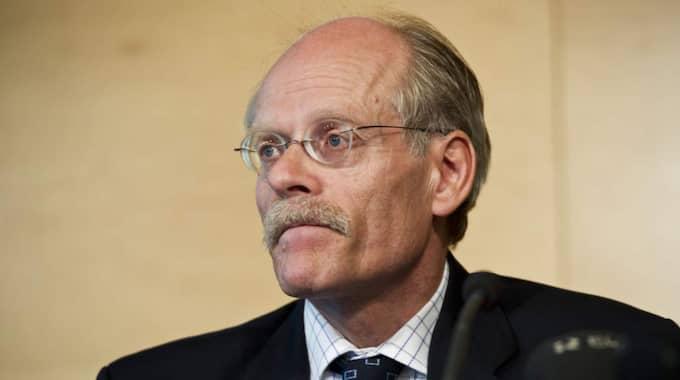 Riksbankschefen Stefan Ingves. Foto: Christian Örnberg