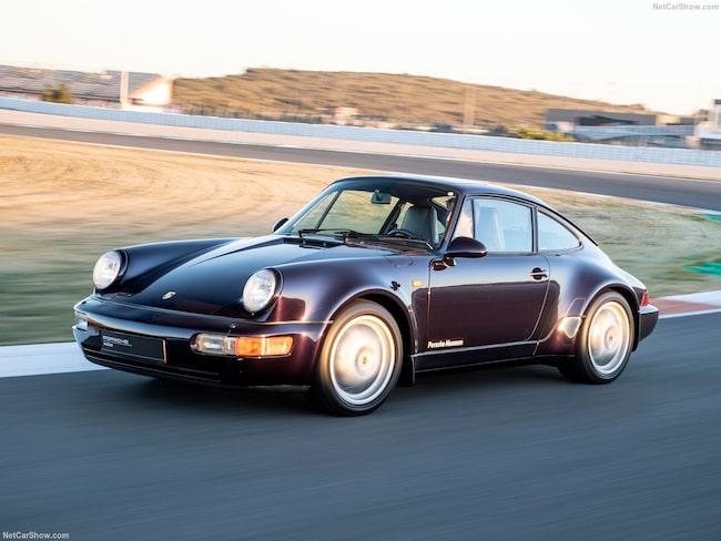 Porsche 911 Carrera 4 30 Years Edition är redan nu populär, men kommer enligt trenden stiga ytterligare i pris.
