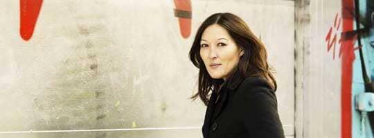 Lena Sundström kommer att väcka många journalistdrömmar till liv med sin nya bok. Foto: Ola Kjelbye/Natur & Kultur