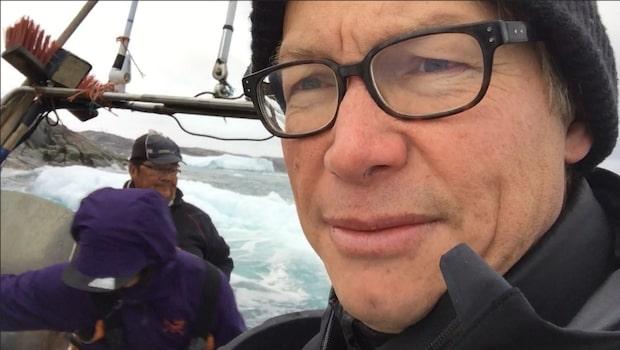 Falkehed rapporterar från Grönland