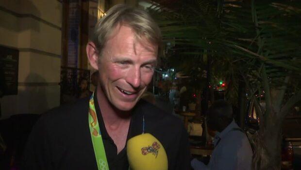 Peder Fredricson tog OS-silver efter drama