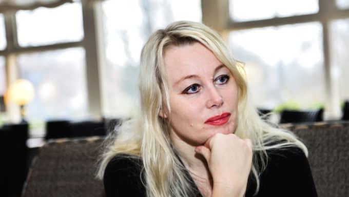 Ann Heberlein. Foto: Christian Örnberg