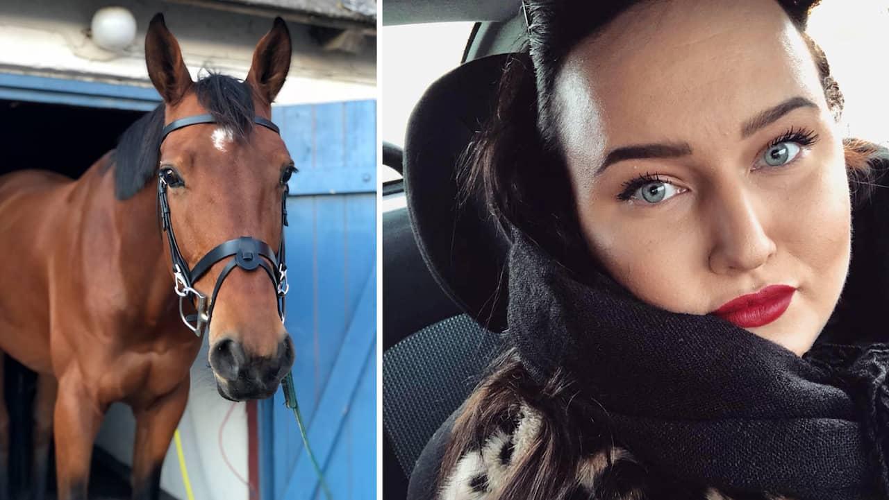 Hannas älskade häst avlivades efter olycka vid Höllviken
