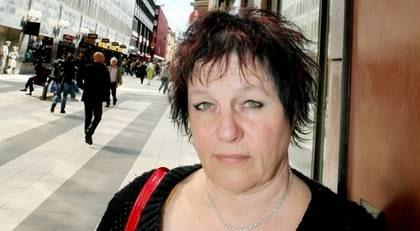 SYNGURU. Stina Bengs hävdar att hon har botat sig själv från närsynthet med tankekraft.