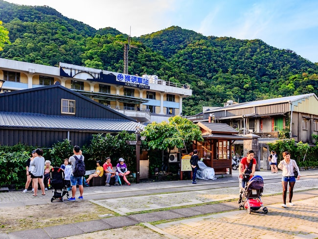 Houtong i Taiwan gick ett slumrande öde till mötes när kolgruvan lades ned på 1990-talet.