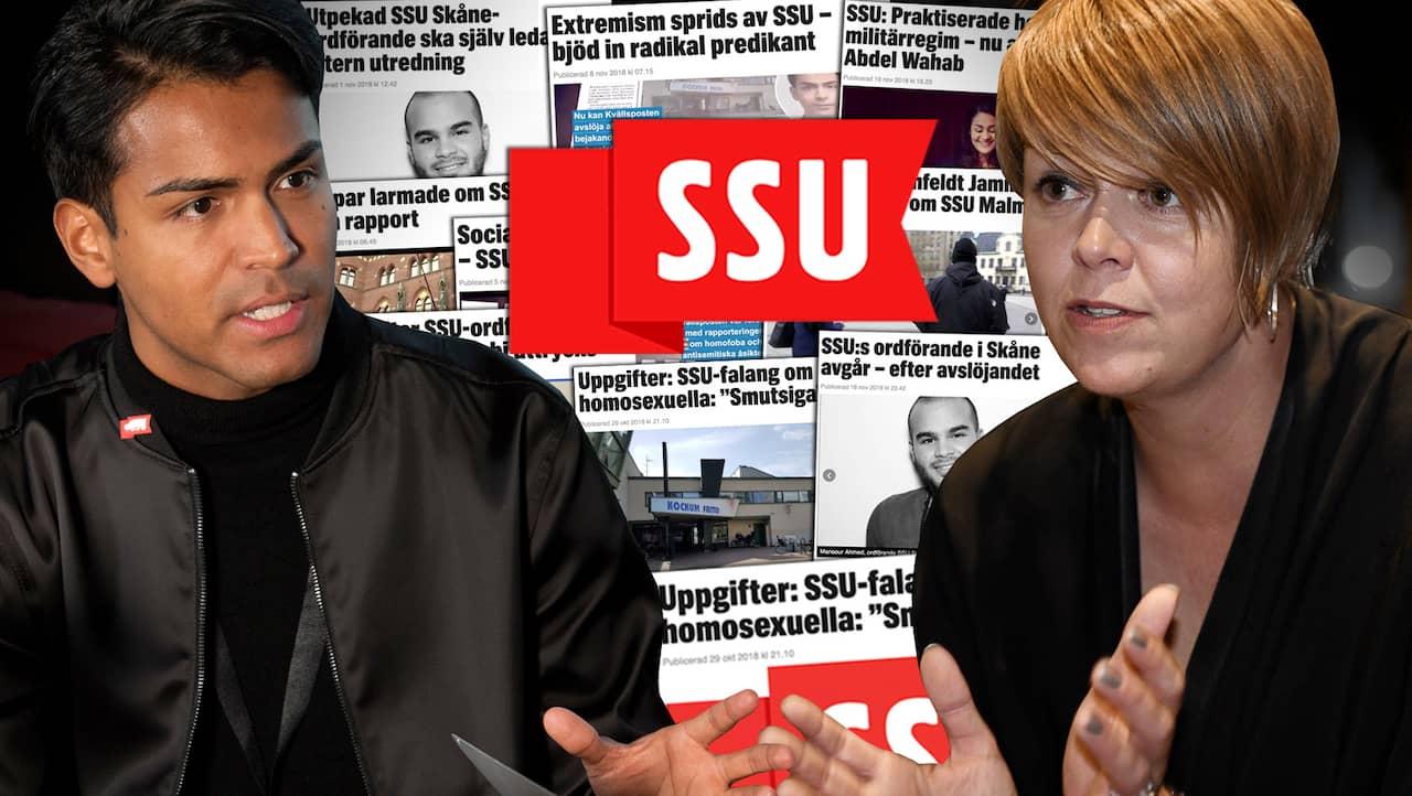 Europas kris skakar skanska