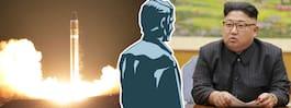 Agent försökte sälja robot från Nordkorea