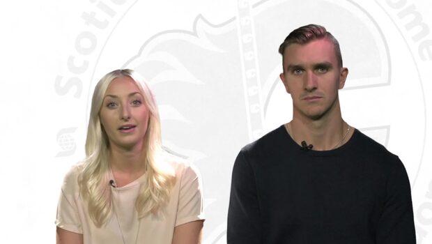 NHL-svenskens fina gest - drar in pengar till ALS-forskning