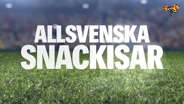 """""""Finbesök på läktaren för Anel Ahmedhodzic"""""""