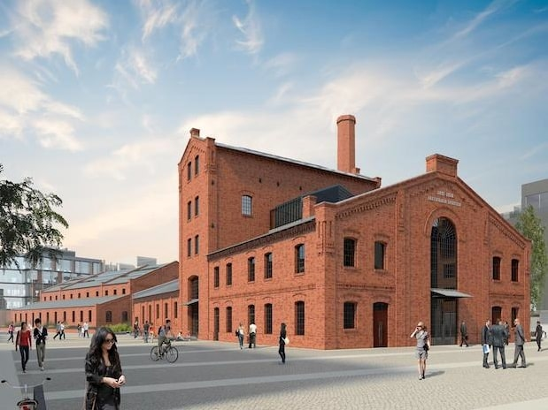 Museet kommer att ligga i centrala Warszawa.